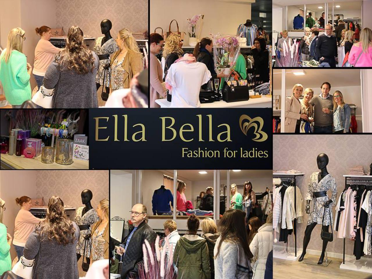 Dames Kleding Winkel.Opening Dames Kledingwinkel Ella Bella Shopping Bolderberg 23 24